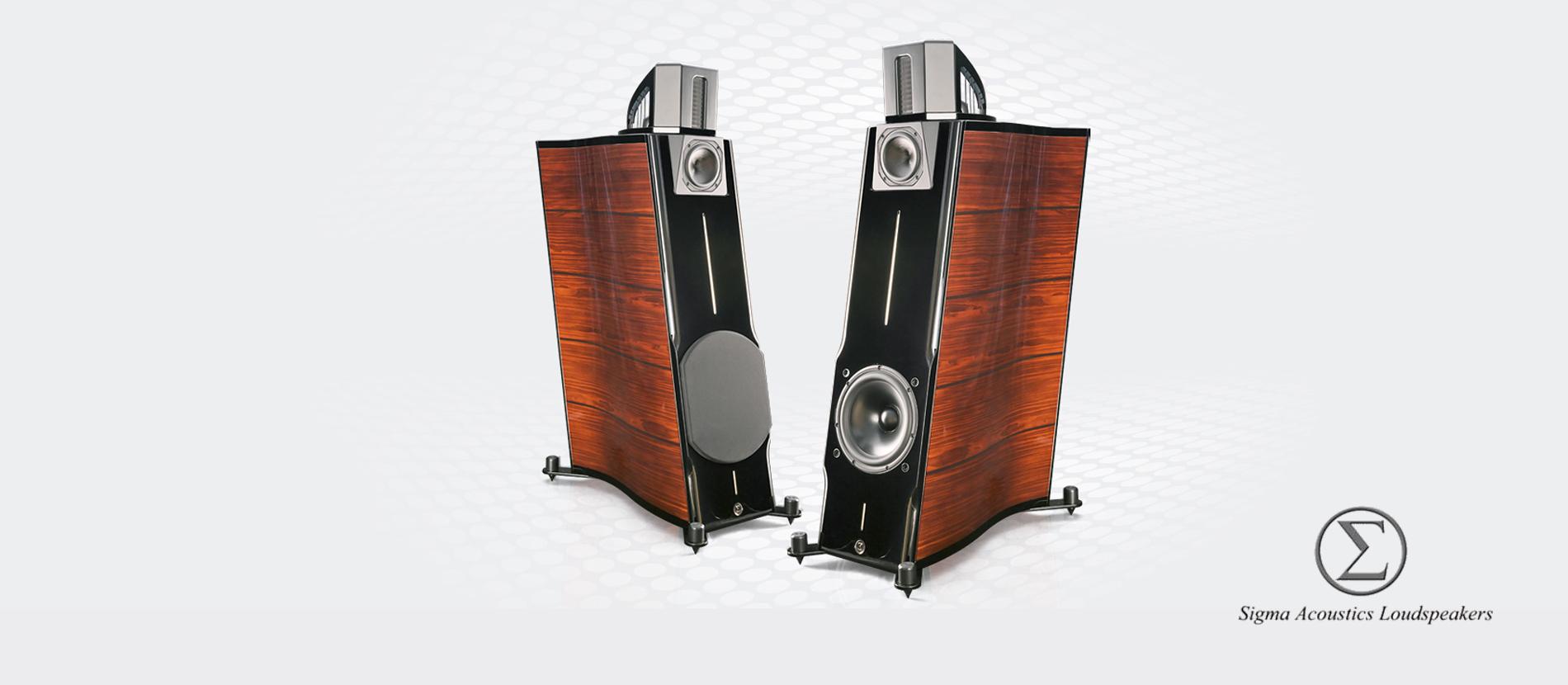 Sigma Acoustics Orchestra 2.5 loudspeakers