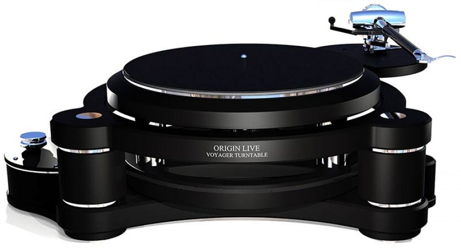 Voyager High End Turntable