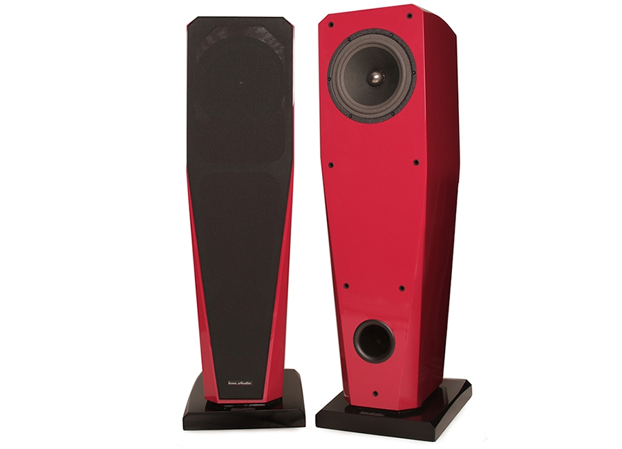 FRM 2 Super Full Range Speakers